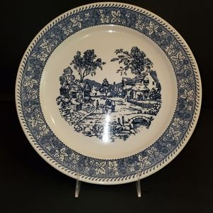 Homer Laughlin Shakespere Country Charger/Platter